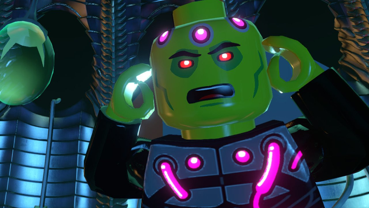 Lego Batman 3 Brainiac Attacks | www.imgkid.com - The ...