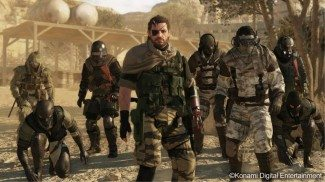 Metal Gear Online PC is Now Live and Out of Beta
