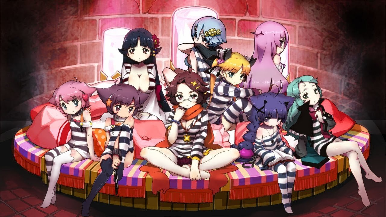 Vita Exclusive Criminal Girls: Invite Only Trailer News  Playstation Vita NIS America