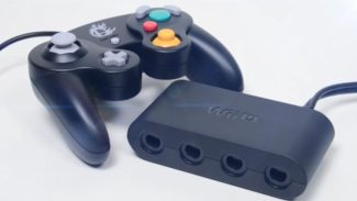 GameCube Adapter For Wii U Back In Stock At GameStop Next Week