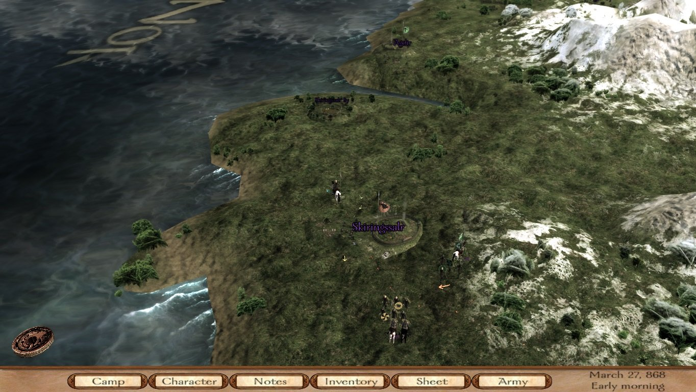 Mount & Blade Warband: Viking Conquest Review - Attack of