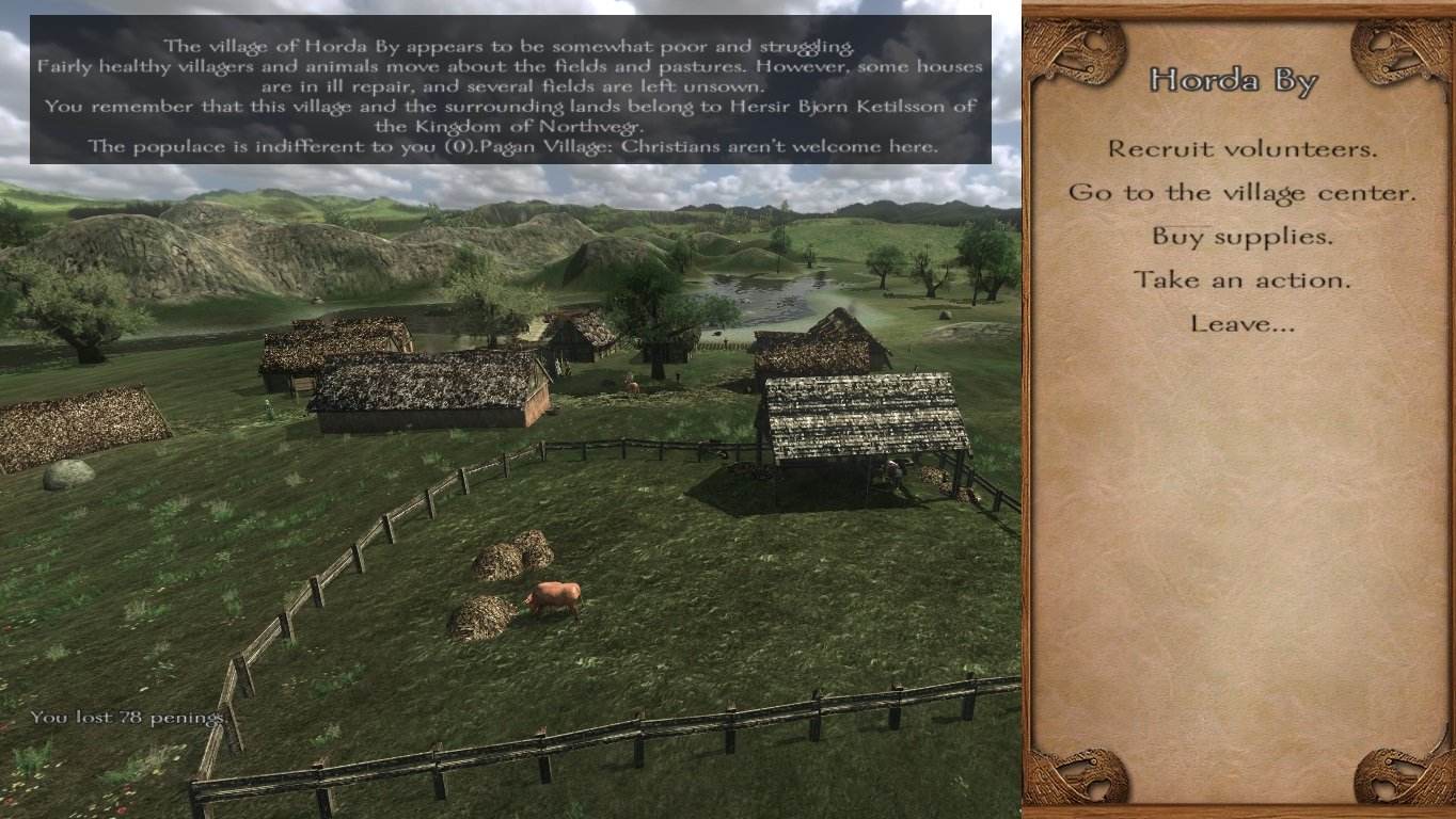mount and blade warband how to get renown fast