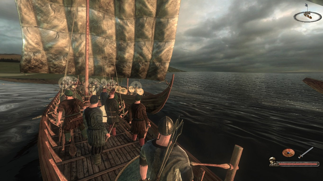mount & blade viking conquest