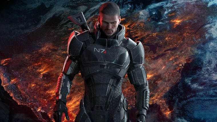 Mass Effect Xbox One Backwards Compatibility EA Access
