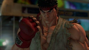 Street Fighter V Is Already 20 Percent Finished
