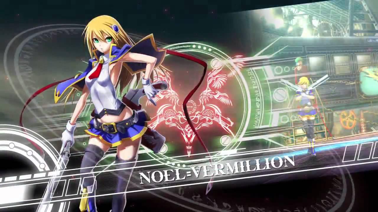 Blazblue Chrono Phantasma Extend Coming To PS4, PS3 and Xbox One News  NIS America
