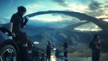 Final Fantasy XV English Trailer