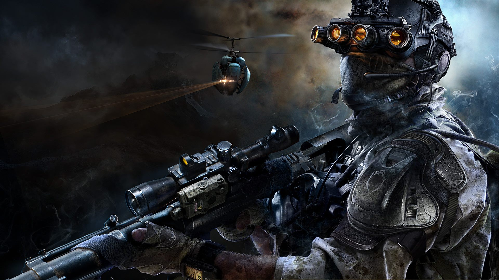 Sniper: Ghost Warrior 3 Officially Announced  News  Sniper: Ghost Warrior 3 CI Games