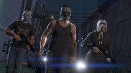 Rumor:  GTA Online Heists arriving on December 23 with Cops and Crooks Mode