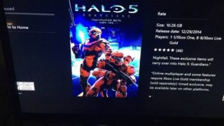 Halo 5: Guardians Won't Ever Be Released For PC