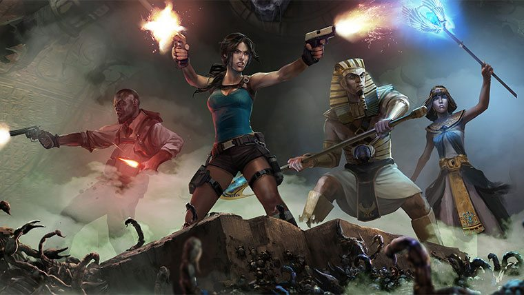 Lara Croft and the Temple of Osiris Review - Attack of the