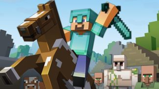 Minecraft Horse Update hits PS3 & PS Vita, PS4 update release date still unknown