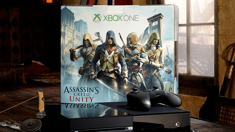 GIVEAWAY: Xbox One Assassin's Creed Unity Bundle News  Xbox One