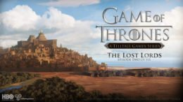 Game of Thrones A Telltale Games Series Episode 2 The Lost Lords Trailer