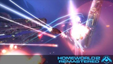 Homeworld Remastered Collection – Screenshots, Trailer and Release Date Revealed