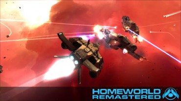 Homeworld Remastered Collection Hands-On Preview from PAX South 2015