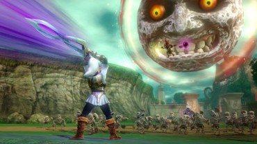 Hyrule Warriors' Majora's Mask DLC Pack Fully Detailed