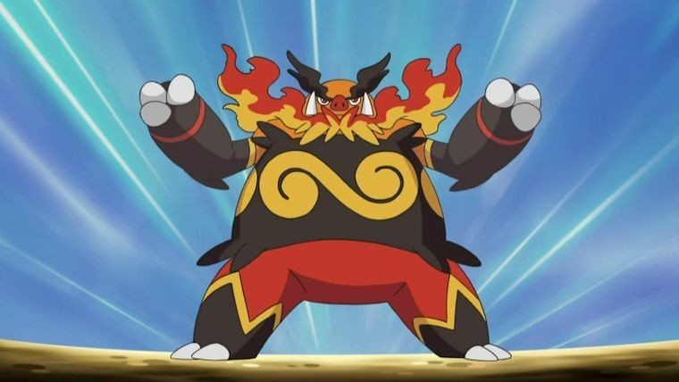 Pokemon Omega Ruby And Alpha Sapphire Event Emboar Code Is