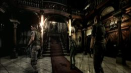 Resident Evil HD Remaster vs Gamecube Featured