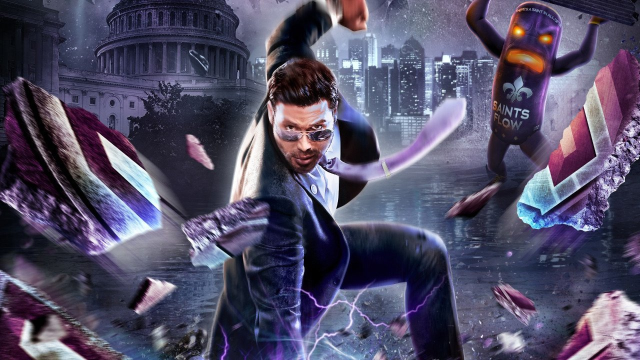 saints row iv  re-elected review