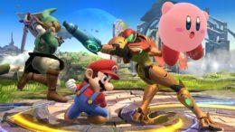 Super Smash Bros Nintendo NX