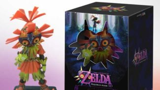 The Legend of Zelda: Majora's Mask 3D Limited Edition Pre-Orders Begin in Canada, Selling Out Fast