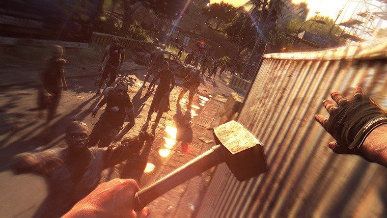 Dying Light Review Reviews  Dying Light