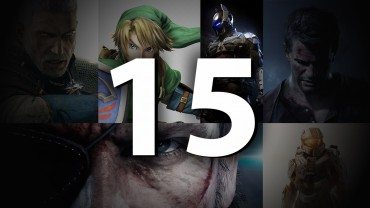 Fifteen Most Anticipated Games to play in '15