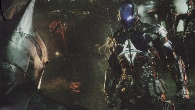 New Batman: Arkham Knight Screenshots Look Awesome | Attack of the Fanboy