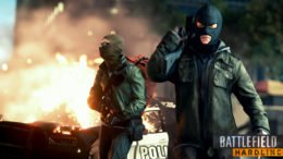 Battlefield: Hardline Resolution