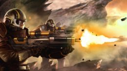 PS PlayStation Plus Helldivers