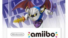 Meta Knight Amiibo