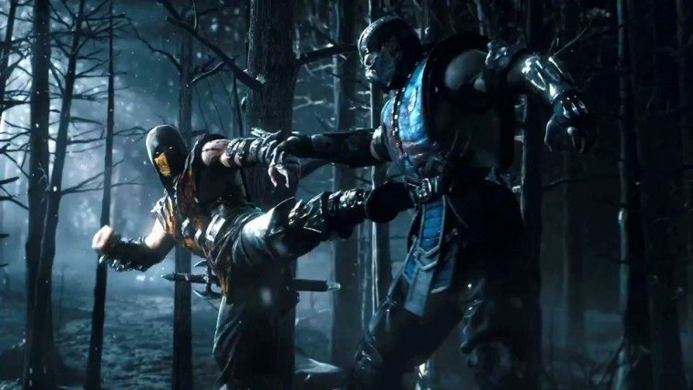 Update Mortal Kombat X Doesn T Require Ps Plus Or Xbox Live In Order To Play Online Attack Of The Fanboy