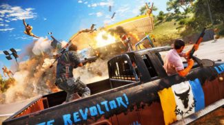 Just Cause 3 Update Patch 1.03 Notes Revealed; Out Tomorrow