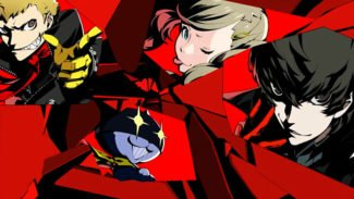 Persona 5 Gameplay Finally Revealed