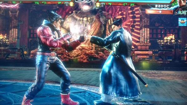 Jin Is A Secret Boss In Tekken 7 At The Moment - Attack of