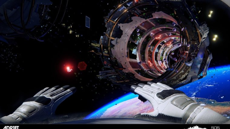Adr1ft Space Walk PAX East 2015