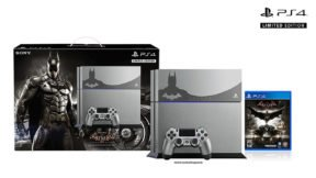 Batman: Arkham Knight Limited Edition PS4 Bundle Announced – Pre-Order Available Now