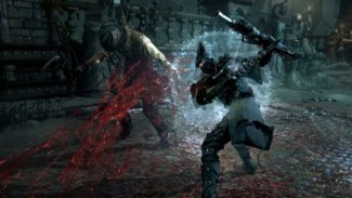 Bloodborne Supposedly Only Has One Shield
