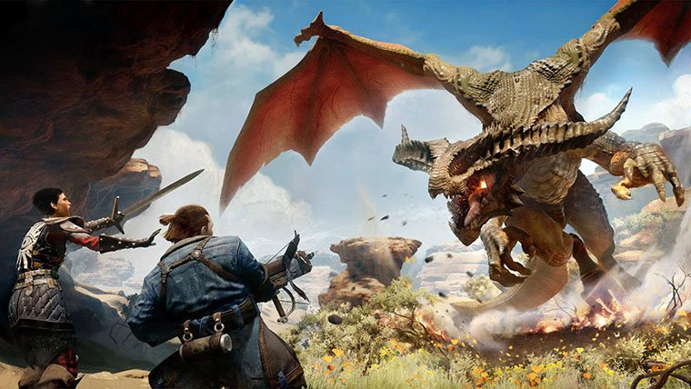 'Something Is Happening With Dragon Age,' Says Series Creative Director News  Electronic Arts Dragon Age Bioware