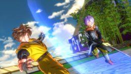 Dragon Ball Xenoverse DLC Gameplay Revealed