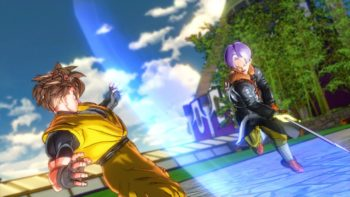 Dragon Ball Xenoverse DLC Gameplay Revealed