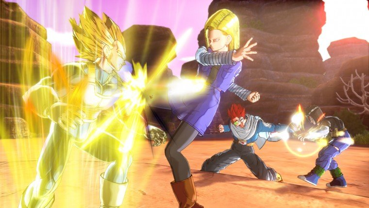 Improvements Are Being Made To Dragon Ball Xenoverse's Servers