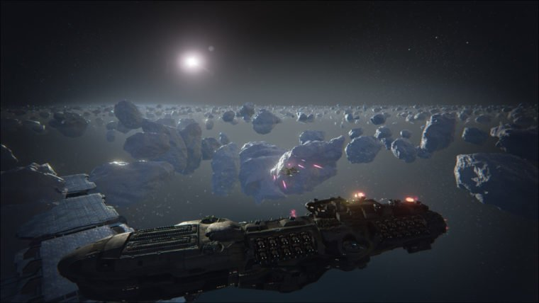 Dreadnought New Game Mode Interview and Hands-On Preview from PAX East 2015 Articles News  PAX East 2015 Dreadnought
