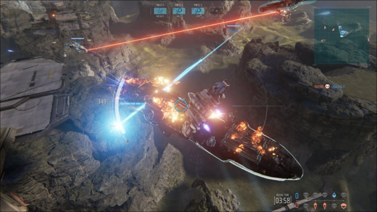Dreadnought Team Elimination PAX East Preview 2