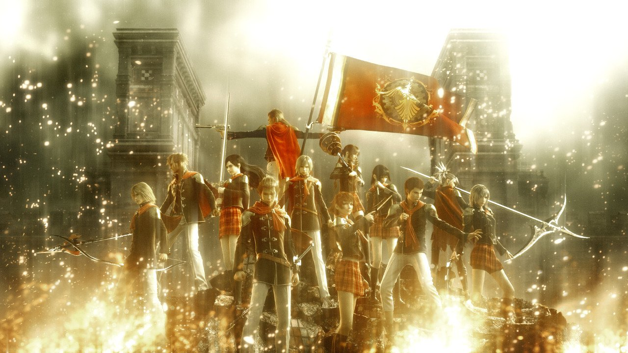 Final Fantasy Type-0 HD Review Featured