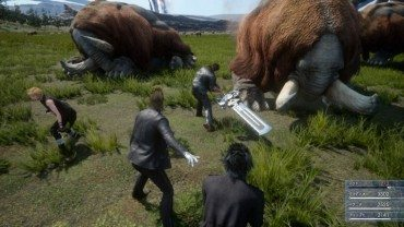 Final Fantasy XV Demo Features Higher Resolution On PS4
