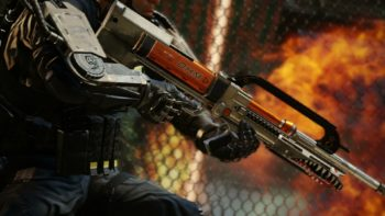 Call Of Duty: Advanced Warfare Early DLC Weapon Trailer 'Ascendance'
