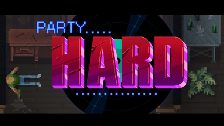 Party Hard Hands On Preview PAX East 2015
