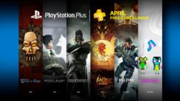 PlayStation Plus April 2015 Free Games